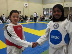 Sportiviteit voorop en respect voor elkaar